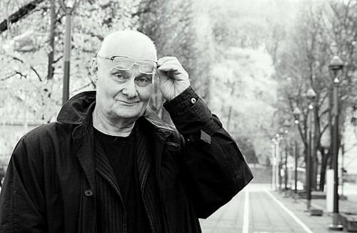 Architektas JURGIS RIMVYDAS PALYS. A.Aleksandravičiaus nuotr.