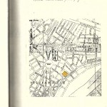11. Kauno miesto plano fragmentas. 1935