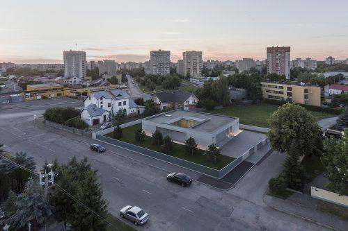 Gyvenamasis namas Kaune_1
