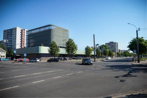 Kalnieciai Shopping Mall 01
